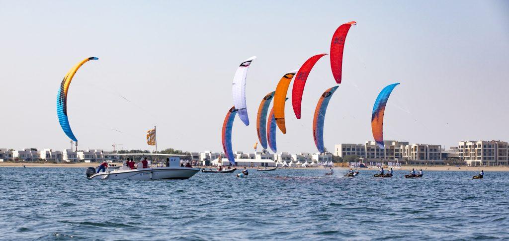 2017 Oman Toby Bromwich 8634 1024x485 - فدراسیون جهانی بادبانی ، حضور کایت بردینگ را در المپیک 2024 پاریس تایید کرد