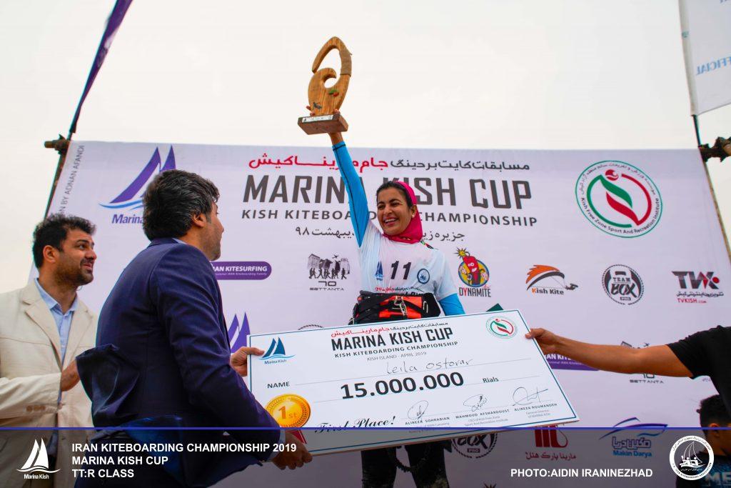 1 60 1024x683 - کایت بردینگ ایران اولین قهرمانان خود را در جام مارینا کیش شناخت